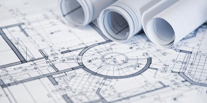 План постройки здания от компании город мастеров