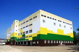 Сооружение производственного здания компанией город мастеров