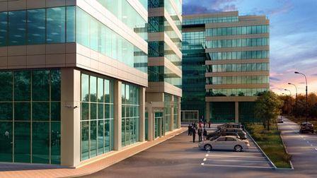 бизнес-центр от компании город мастеров