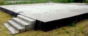 монолитный фундамент цена в Ставрополе