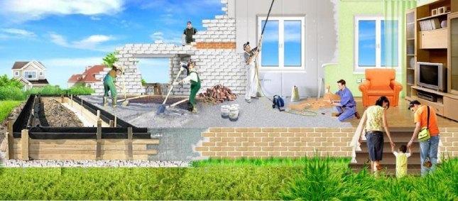 строительство домов под ключ в Ставрополе