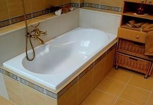 монтаж ванной цена